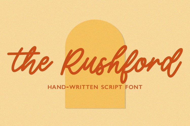The Rushford example image 1