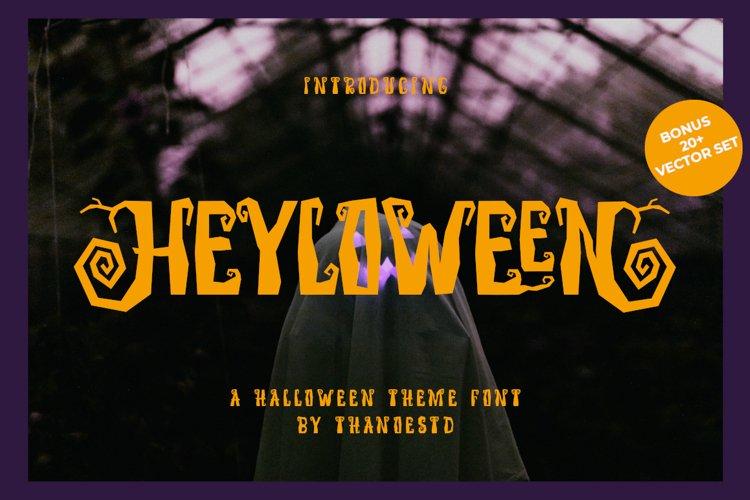 Heyloween example image 1