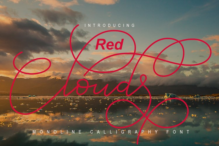 Redclouds example image 1