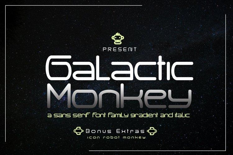 Galactic Monkey Family example image 1