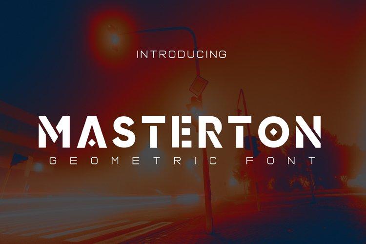 Masterton example image 1