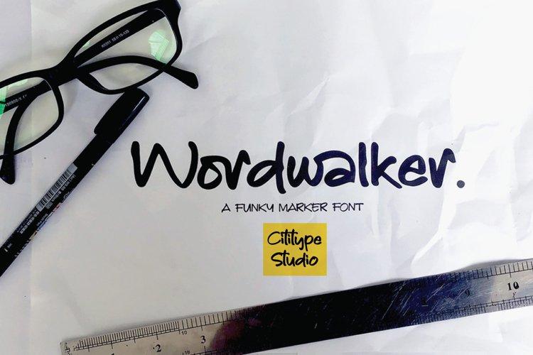 Wordwalker example image 1