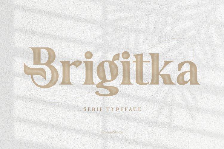 Brigitka example image 1