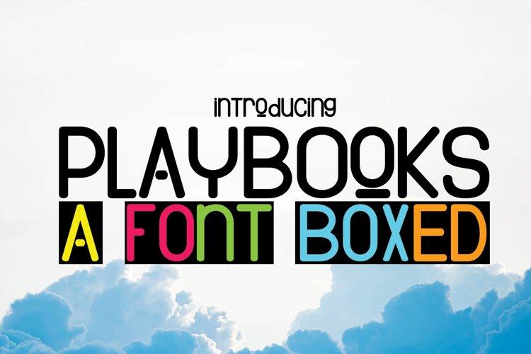 PlayBooks example image 1