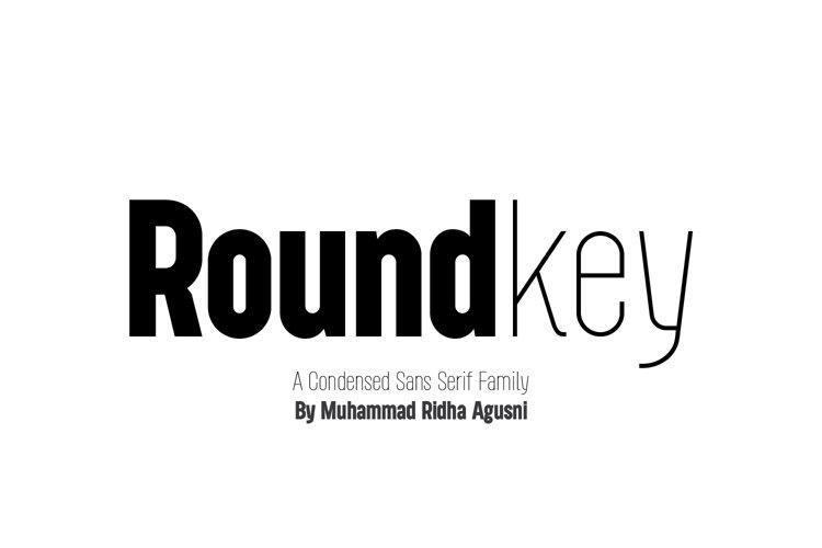 Roundkey example image 1