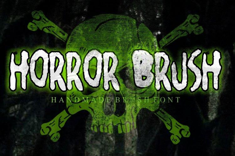 Horror Brush example image 1