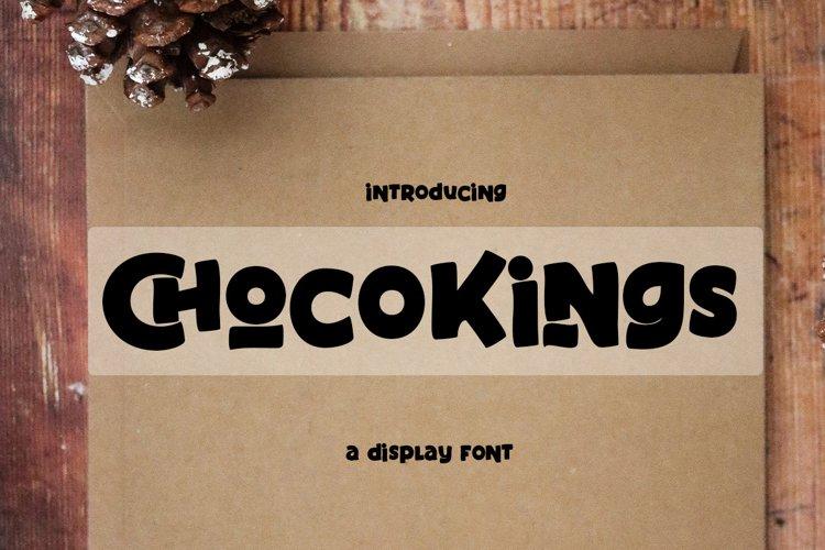 Chocokings example image 1