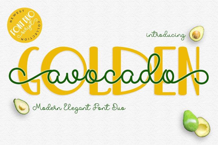 Golden Avocado