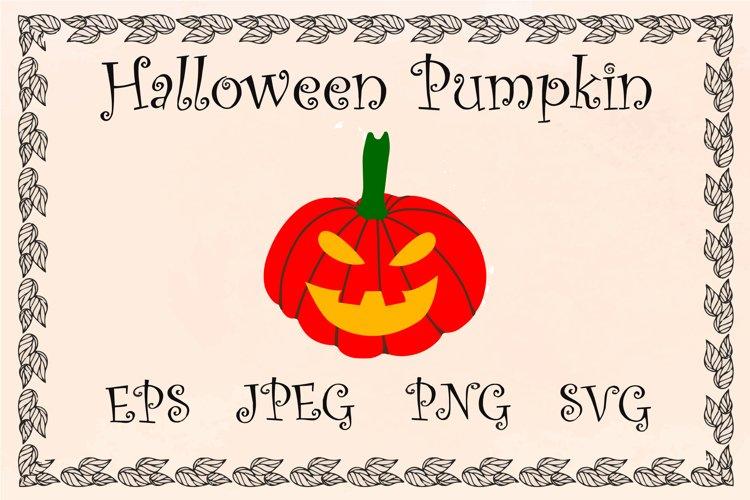 Halloween pumpkin clipart   Pumpkin SVG   Halloween SVG