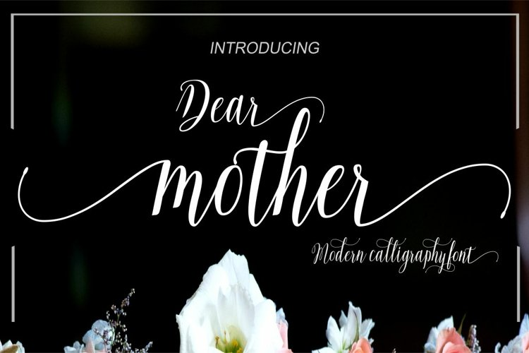 Dear Mother example image 1