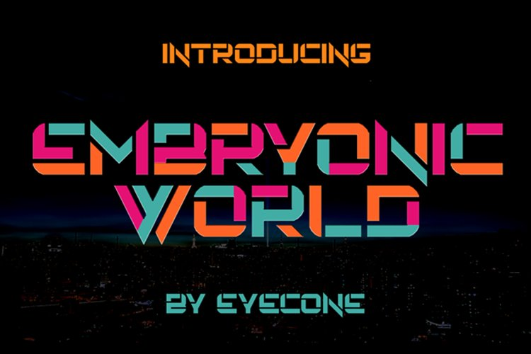 Embryonic World example image 1