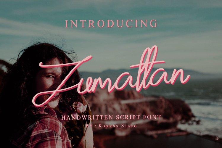 Zumattan example image 1