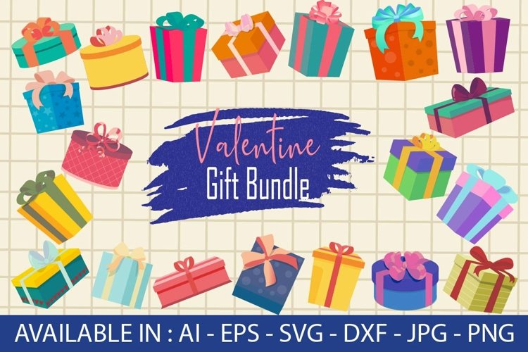 Valentine Gift Box Bundle