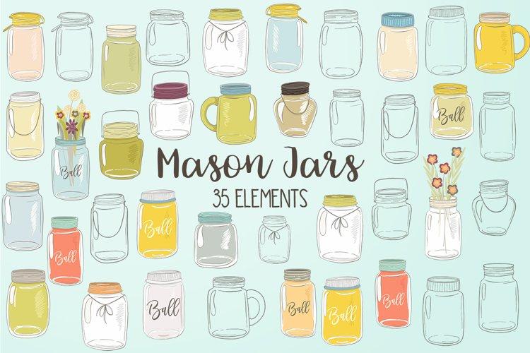 Mason Jars example image 1