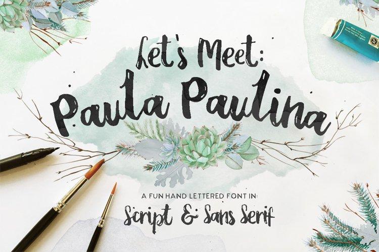 Paula Paulina example image 1