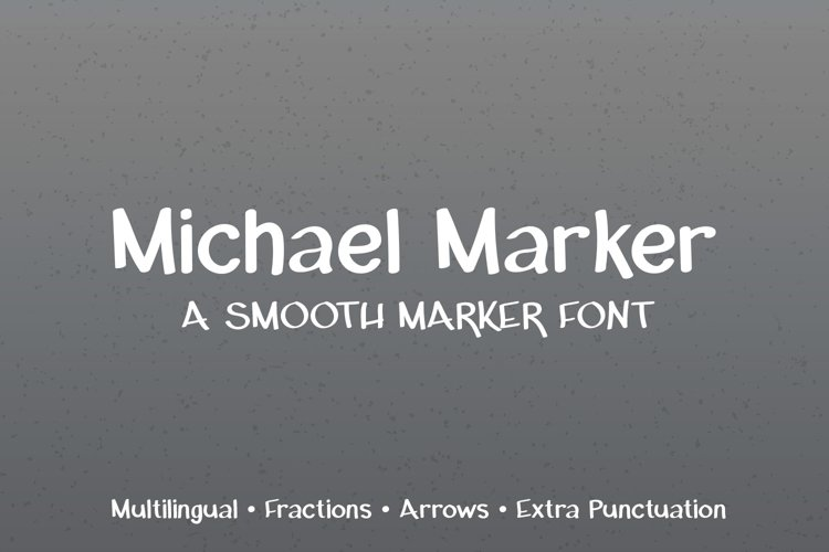 Michael Marker example image 1