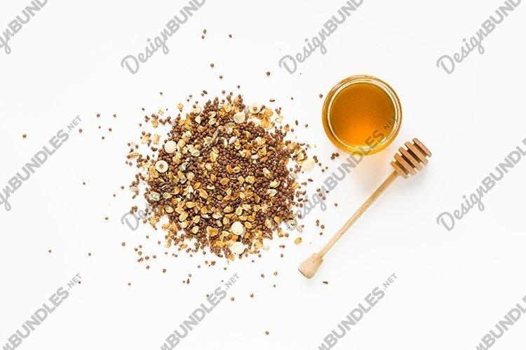 Granola multigrain and honey. example image 1