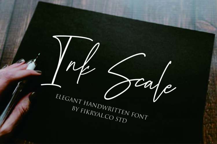 Ink Scale example image 1