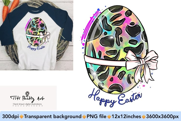 Happy Easter Egg PNG, Spring Is Here