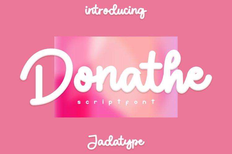 Donathe