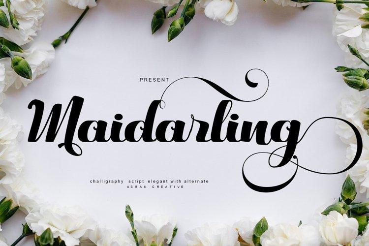 Maidarling example image 1