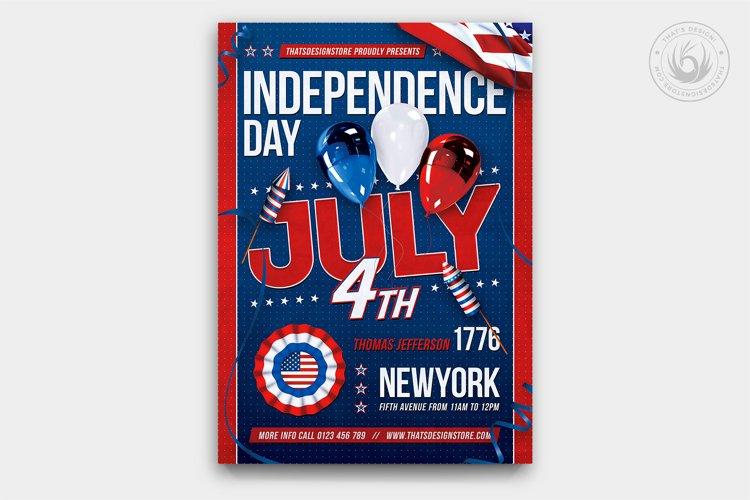 Independence Day Flyer Template V6