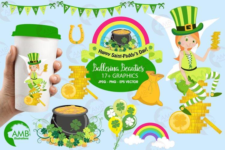 St-Patricks Day clipart, graphics, illustrations AMB-1184
