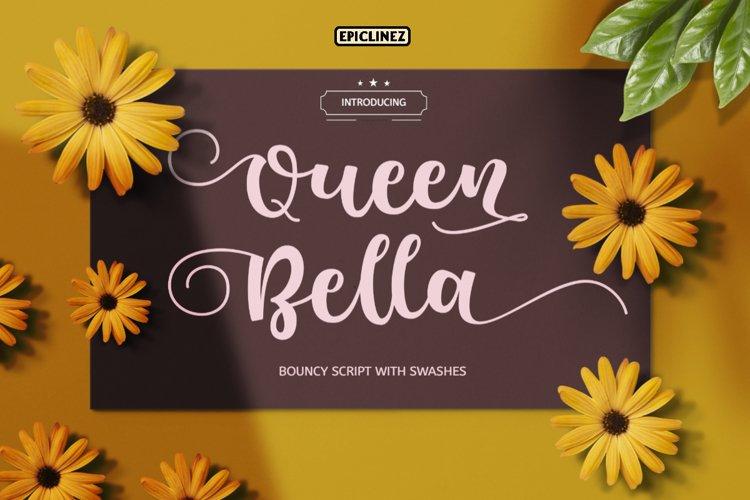 Queen Bella Script example image 1