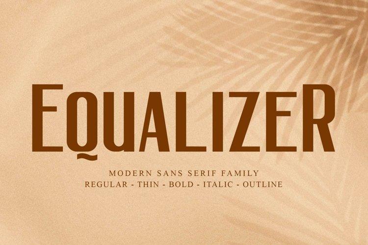 Equalizer example image 1