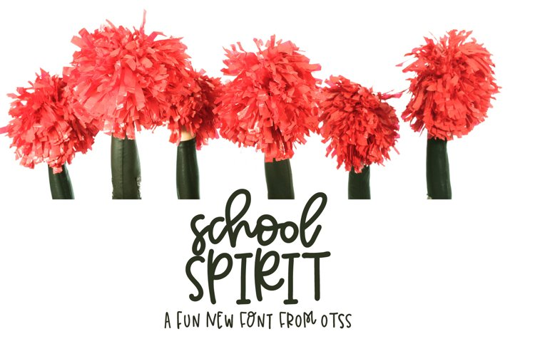 School Spirit example image 1