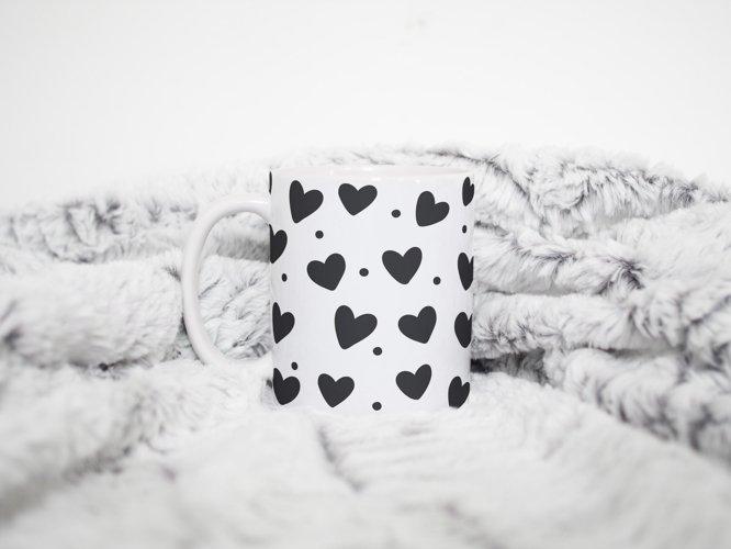 11oz mug wrap SVG bundle, coffee mug designs example 6