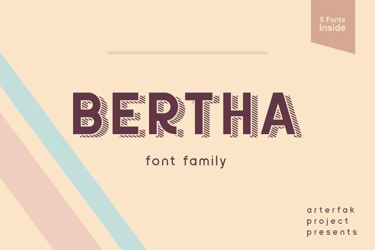 Bertha example image 1