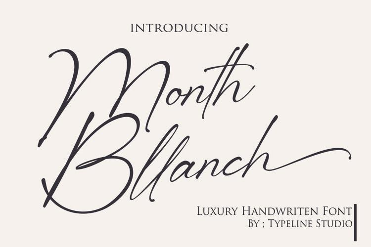 Month Bllach