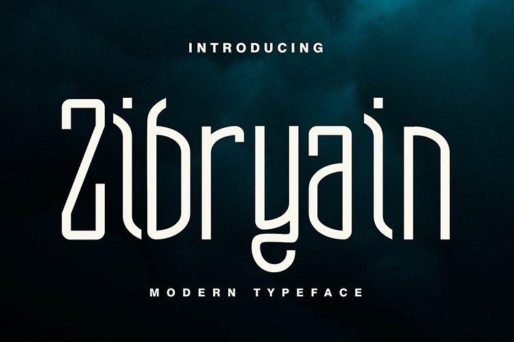 Zibryain example image 1
