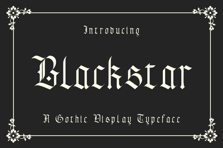 Black Star example