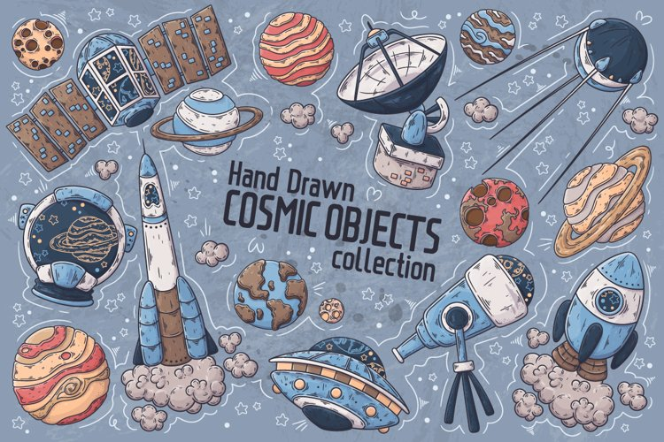 Cosmic Objects Collection