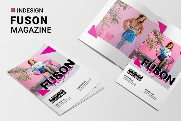 Fuson | Magazine example image 1