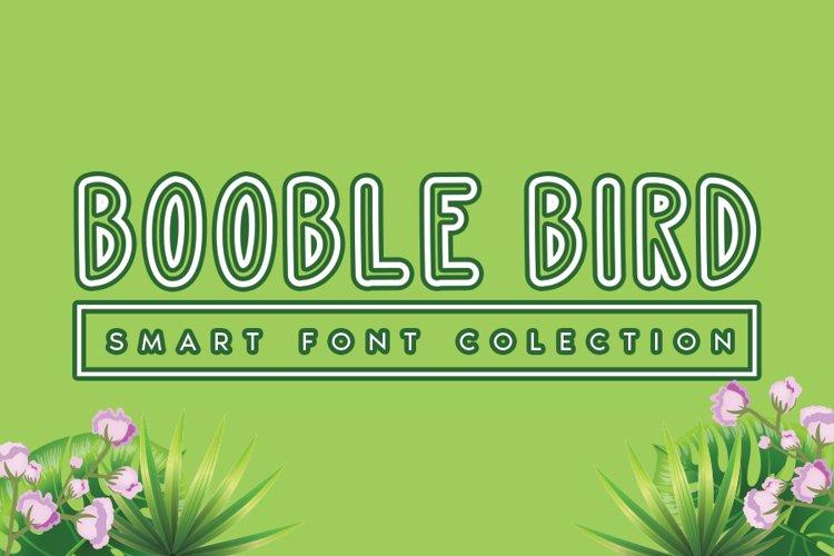 BOOBLE BIRD example image 1