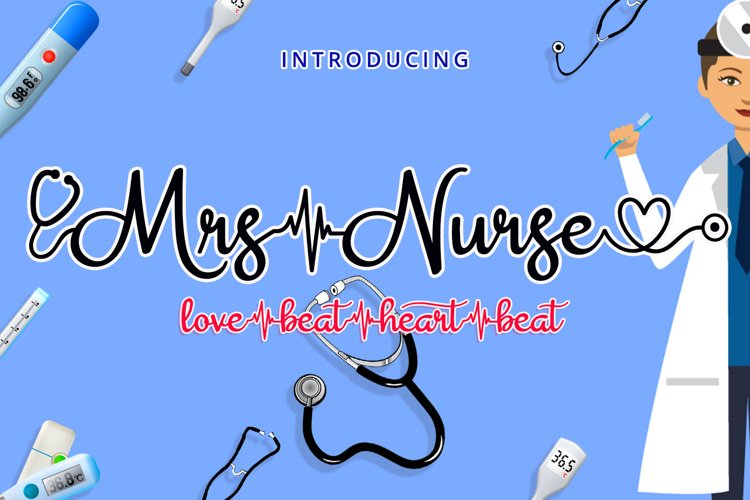 Mrs Nurse example image 1