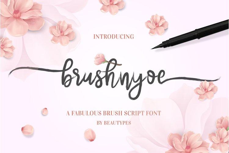 Brushnyoe example image 1