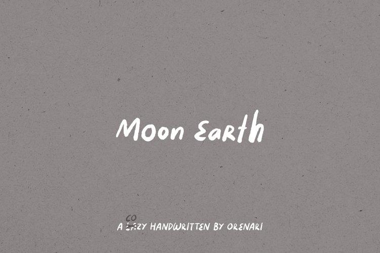 Moon Earth example image 1