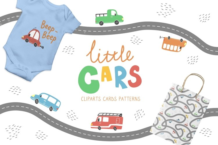 Little Cars example image 1