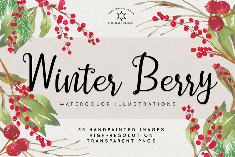 Winter Berry example image 1