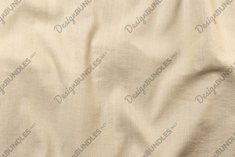Linen fabric background example image 1