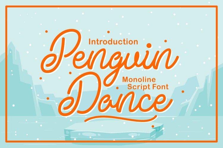 Penguin Dance example image 1