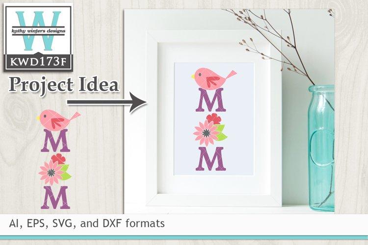 Mothers SVG - Mom