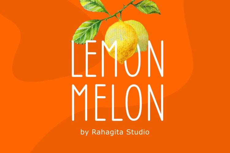 Lemon Melon example image 1