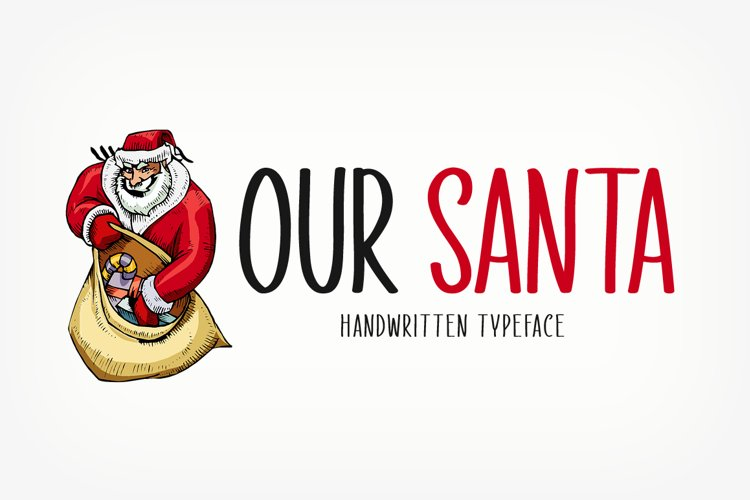 Our Santa example image 1