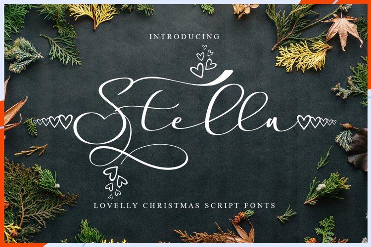 Stella Calligraphy example image 1