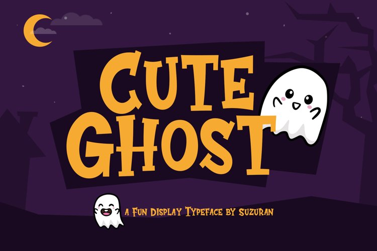 Cute Ghost example image 1